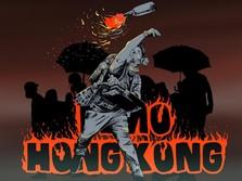 Bikin Merinding, Kisah Kengerian Demo Hong Kong