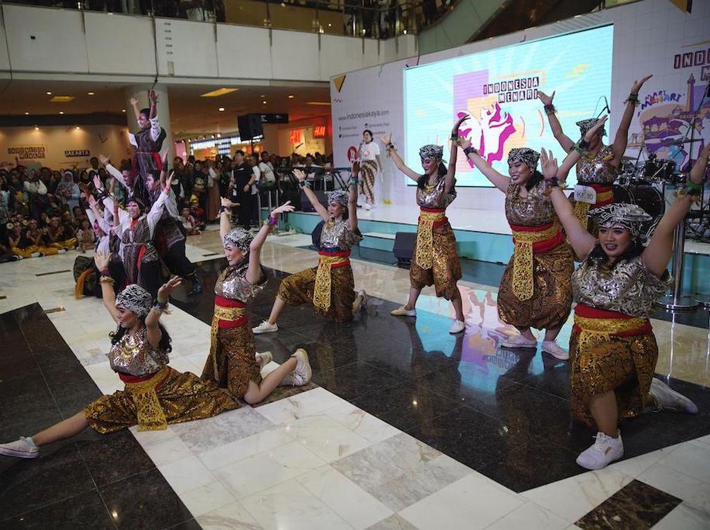 Lebih dari 7 ribu peserta memeriahkan acara yang digelar oleh Indonesia Kaya tersebut.