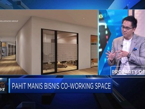 Pahit Manis Bisnis Co-Working Space