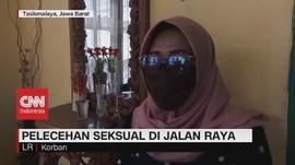 VIDEO: Teror Pria Lempar Sperma ke Wanita di Tasikmalaya