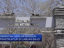 Pemerintah Gencar Bangun Infrastruktur di Labuan Bajo