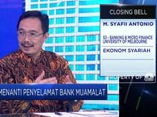 Ekonom: Seharusnya Polemik Bank Muamalat Tidak Perlu Terjadi