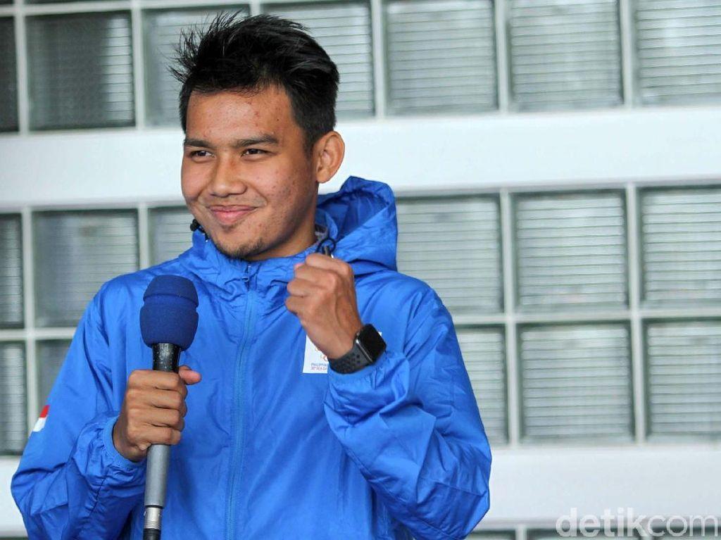 Timnas Indonesia U-23 tak lama lagi berlaga di SEA Games 2019 Filipina. Gelandang Witan Sulaeman berjanji tampil habisan-habisan di lapangan.