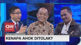 VIDEO: Boni Hargens vs Said Didu & SP Pertamina Soal Ahok (1)