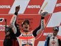 FOTO: Marquez Perkasa di MotoGP Valencia 2019
