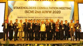 Indonesia Jadi Tuan Rumah Asia International Water Week 2020