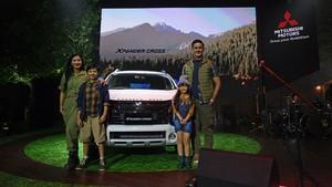 Mitsubishi Xpander Cross, Tangguh dan Ramah untuk Keluarga