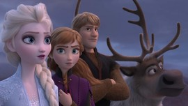 Review Film: Frozen 2