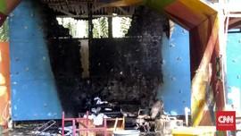 Kampus UMI Diserang Ratusan Orang, Eks Kantor Mapala Dirusak