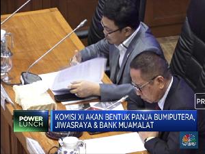 Komisi XI Bentuk Panja Bumiputera, Jiwasraya & Bank Muamalat