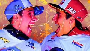 Perang Marquez Bersaudara di MotoGP