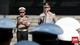 Usai Sertijab, Kakorlantas Siapkan Rencana Pengamanan Natal