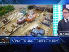 Strategi Bisnis Galangan Kapal Steadfast Marine