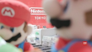 VIDEO: Menanti Toko Nintendo Dibuka di Tokyo