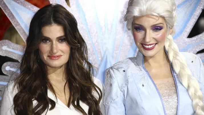Idina Menzel bercerita bagaimana Elsa sangat menginspirasi hidupnya