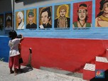 Keren! Begini Penampakan Mural Edukatif di Pademangan Timur