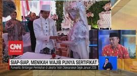 VIDEO: Polemik Wacana Sertifikasi Perkawinan