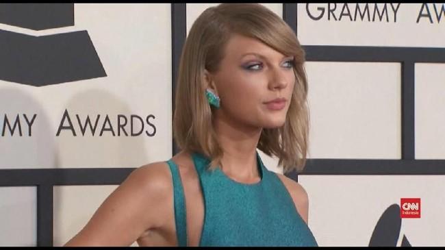 VIDEO: Taylor Swift Bakal Bawakan Lagu Lama di AMA 2019