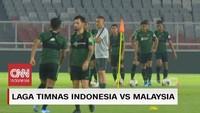 VIDEO: Jelang Duel Panas Timnas Indonesia Vs Malaysia