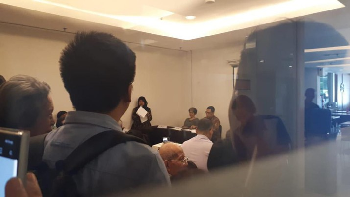 Rapat umum pemegang saham tahunan (RUPST) PT Sigmagold Inti Perkasa Tbk (TMPI)