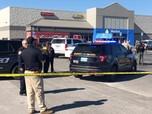 Sadis! Penembakan di Walmart Oklahoma Tewaskan Tiga Orang