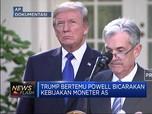 Bagai Tom and Jerry, Trump-Powell Ternyata Bisa Ketemu