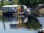 Ini Robot Pembersih Sungai yang Mampu Sedot 50.000 Kg Sampah