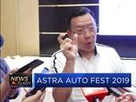 Mantap, Astra Auto Fest Targetkan Penjualan 1.505 Unit
