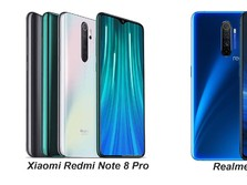 Realme X2 Pro Vs Redmi Note 8 Pro, Canggih yang mana?