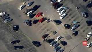 VIDEO: Tiga Tewas Dalam Penembakan di Walmart Oklahoma