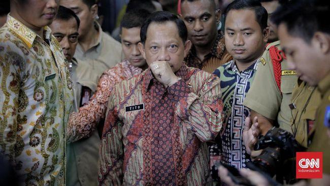 Kemendagri soal Survei Tito Tak Dipercaya: Sangat Dangkal