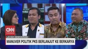 VIDEO: Manuver Politik PKS Berlanjut ke Berkarya (1)