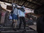 Setelah Jadi Lokasi Bentrok, Poltek Hong Kong Porak-poranda