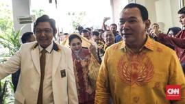 Presiden PKS Sambut Kedatangan Tommy Soeharto: Enggak Pelukan