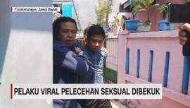 VIDEO: Pelaku Teror Lempar Sperma di Tasikmalaya Dibekuk