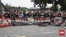 Kericuhan Kecil Terjadi Jelang Malaysia vs Indonesia