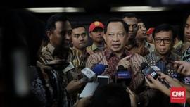 Tito Ingin Kepala Daerah Pasang CCTV di Banyak Titik