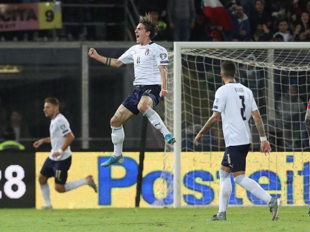 Gilas Armenia 9-1, Italia Sempurna