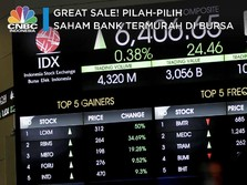 Great Sale! Yuk Pilah-pilih Saham Bank Termurah di Bursa