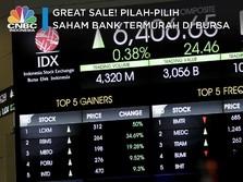 Great Sale! Yuk Pilah-pilih Saham Bank Termurah di Bursa
