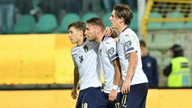Kualifikasi Piala Eropa: Italia Menang 9-1, Spanyol Berjaya