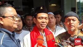 Pimpinan KPK Klaim Sudah Cegah Abdul Somad Isi Tausiah