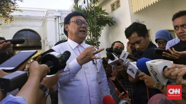 Tjahjo: Reformasi Birokrasi di Kulit, Jokowi Minta ke Jantung