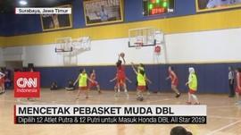 VIDEO: 'Mencetak' Pebasket Muda Indonesia dari Kompetisi DBL
