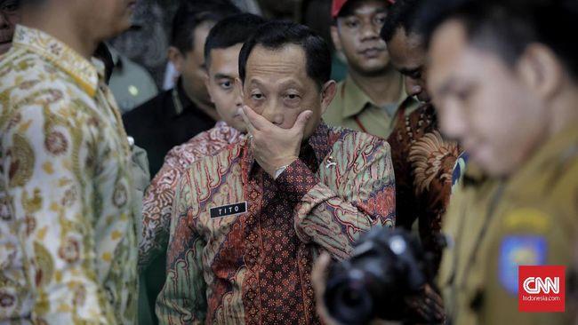 DPR Panggil Tito Karnavian soal Pencucian Uang di Kasino