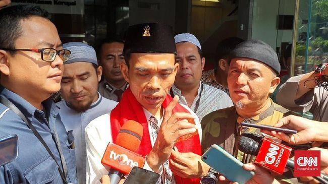 Abdul Somad Jelaskan Dasar Hukum Main Catur Haram