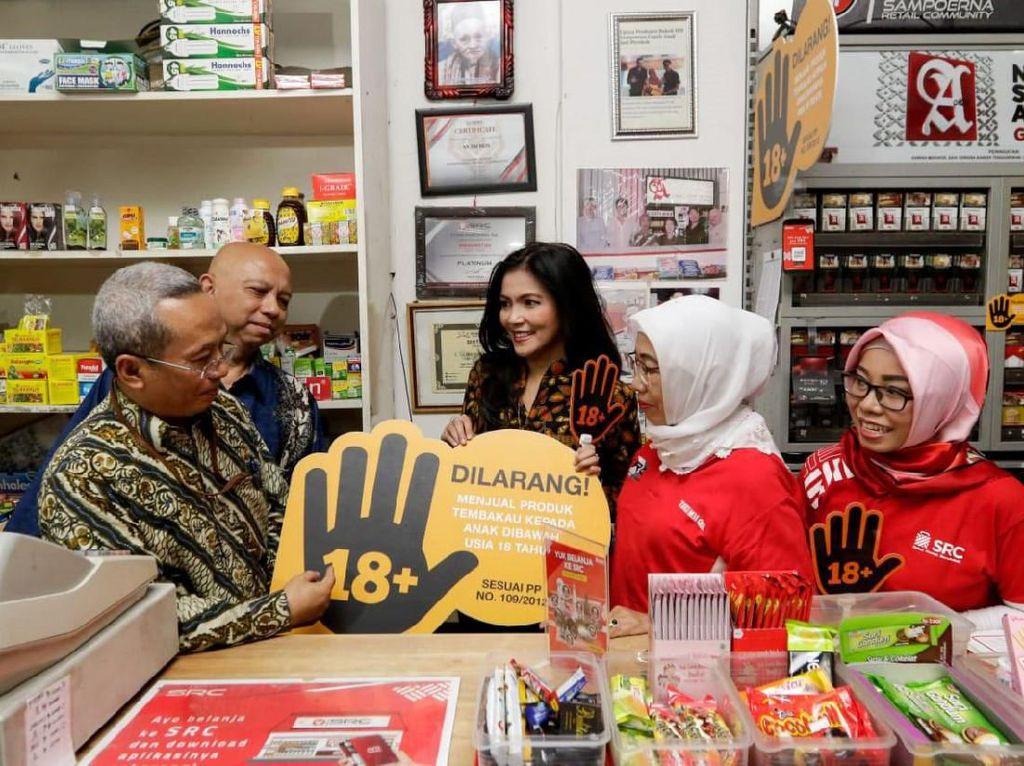 Pencegahan Akses Pembelian Rokok oleh Anak-anak (PAPRA) ini digelar kembali oleh PT HM Sampoerna Tbk (Sampoerna) di SRC MM Qia, Jakarta, Senin (18/11/2019). Foto: dok. Sampoerna