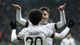 Kualifikasi Piala Eropa: Jerman dan Belanda Menang Telak