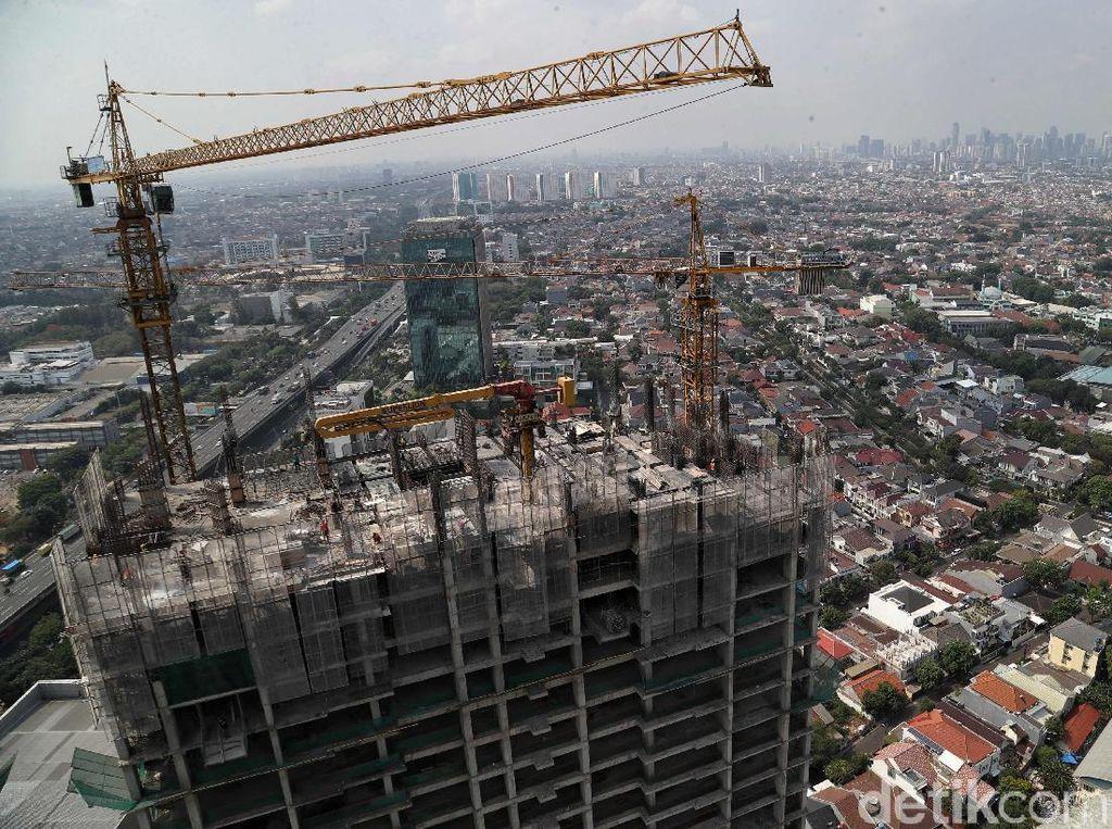 Perkembangan Bisnis Properti di Ibu Kota Terus Meningkat