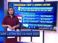 Sengatan Tarif Listrik Hantui Pelanggan 900 VA